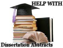 Assist With a PhD Dissertation